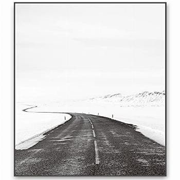Black and White Photography Winter Photography Scandinavian