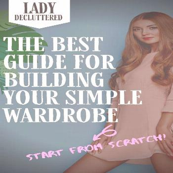 BUILD YOUR CAPSULE WARDROBE » LADY DECLUTTERED First, let's clarify what a capsule wardrobe trul