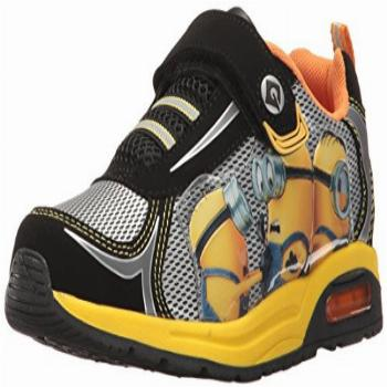 Despicable Me Baby-Boy's Minion Made Athletic Sneaker,
